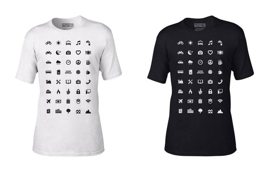 iconspeak-t-shirt