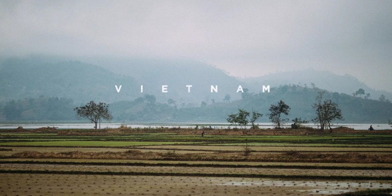 one minute in Vietnam