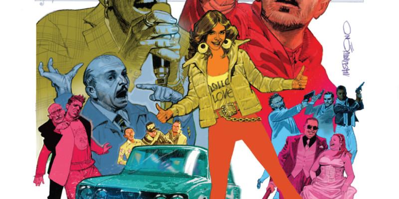 La locandina del film. C'è tutto: il Vesuvio, la storia, il poliziesco e la musica.