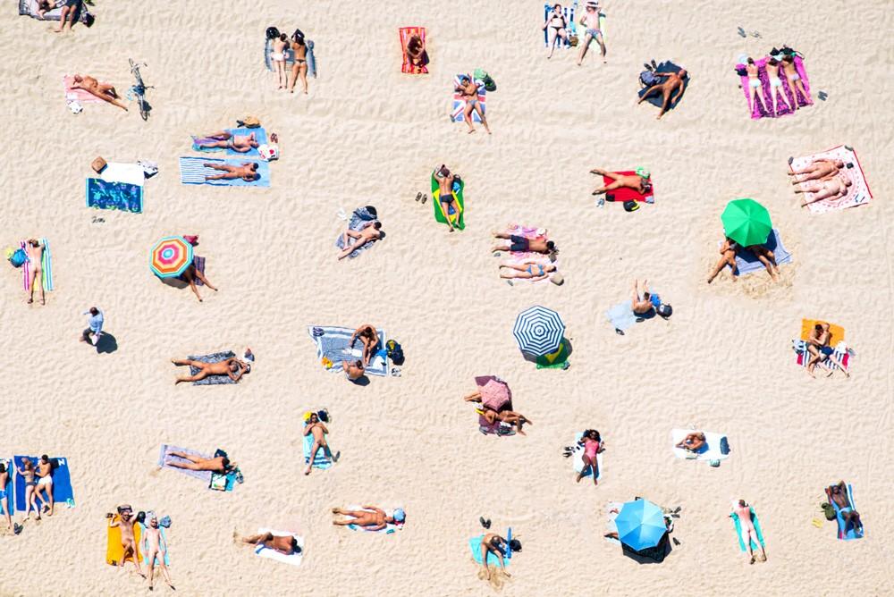 Barcelona nude beach