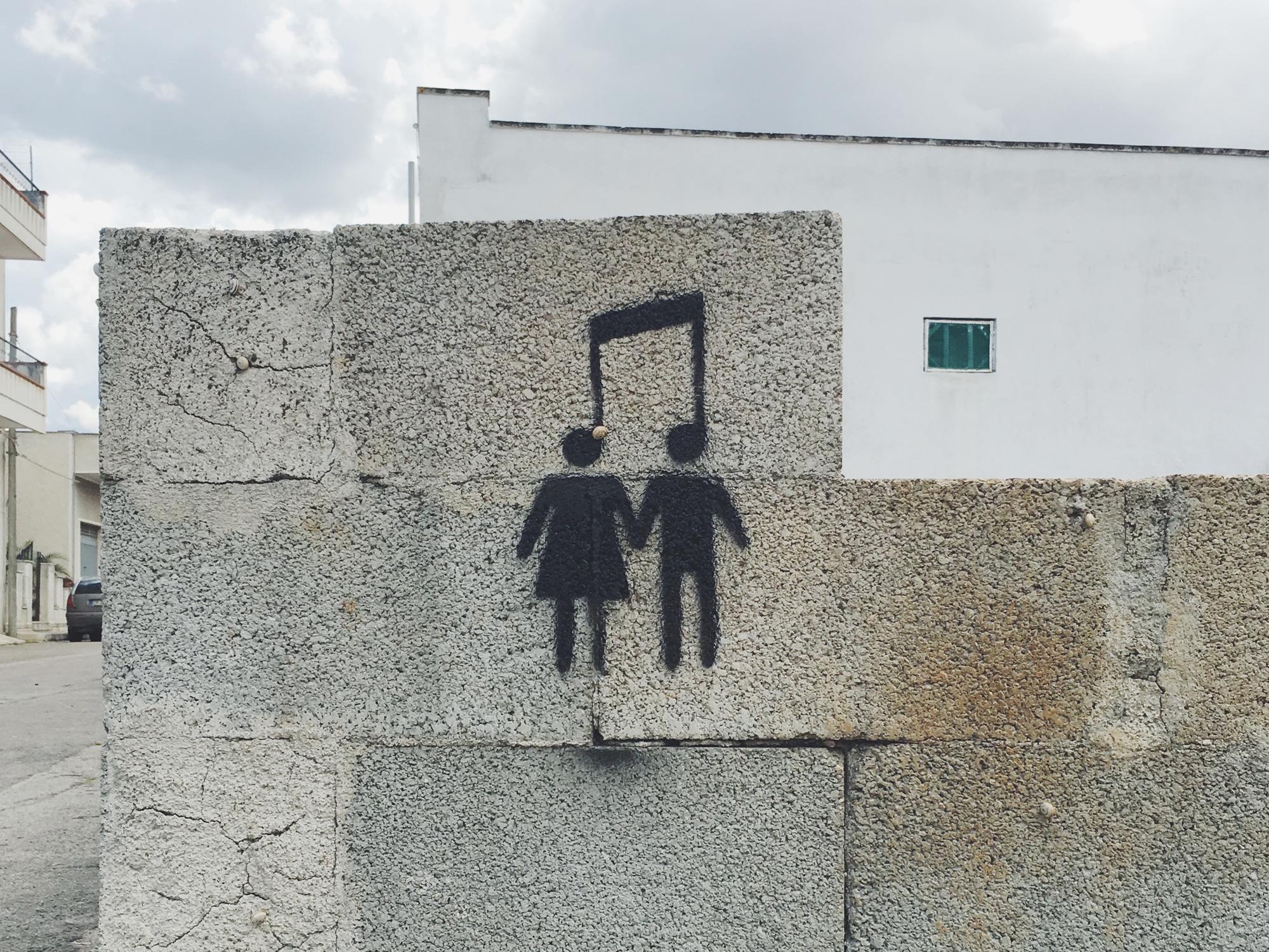 Martignano, Salento 2016 - Street Art :)
