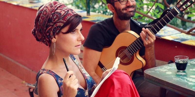 Flo cantautrice - Napoli