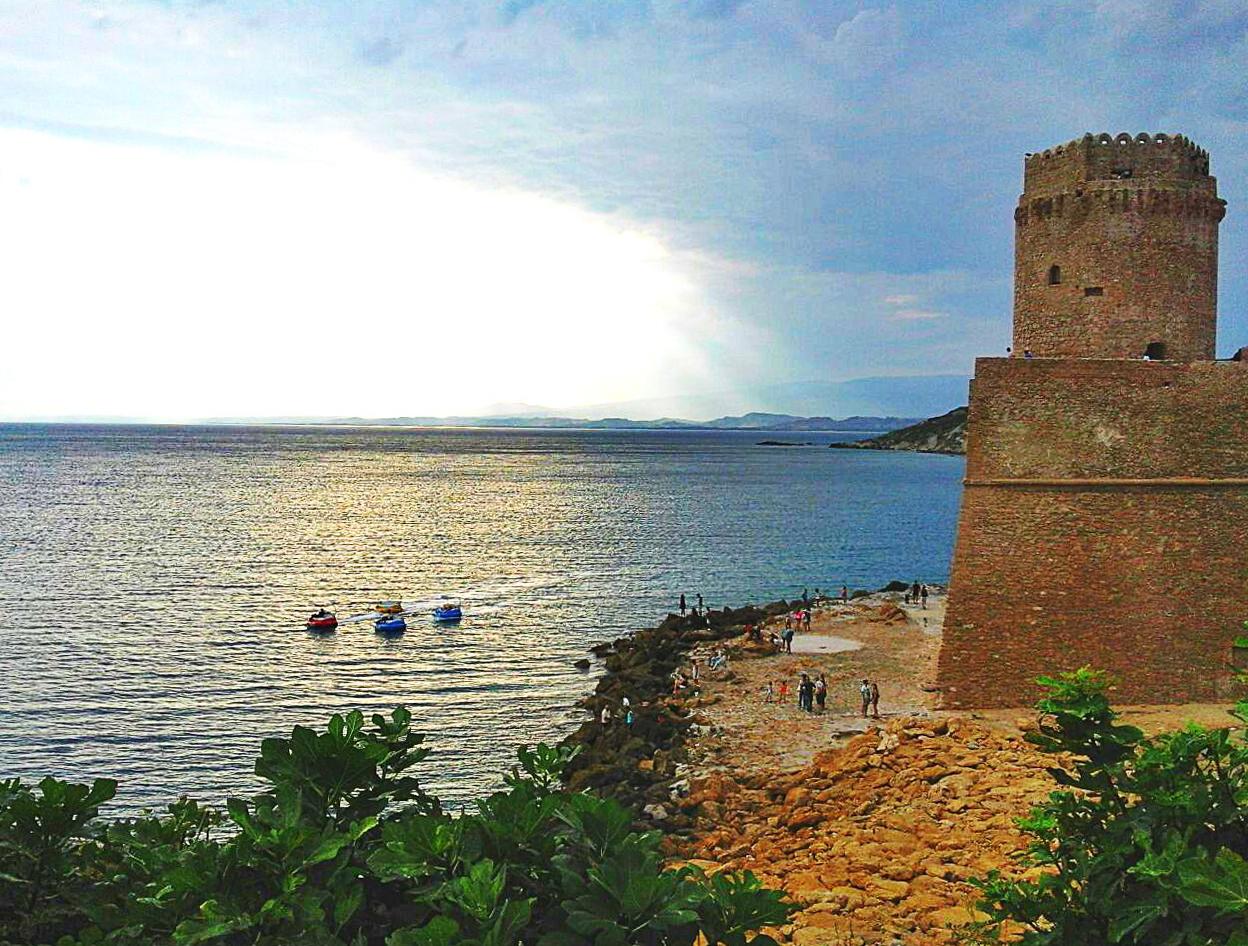 mare - Le Castella - Crotone