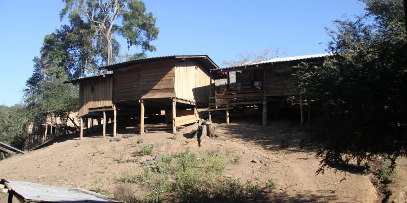Lisu tribe. Photo: Lucía Cornejo