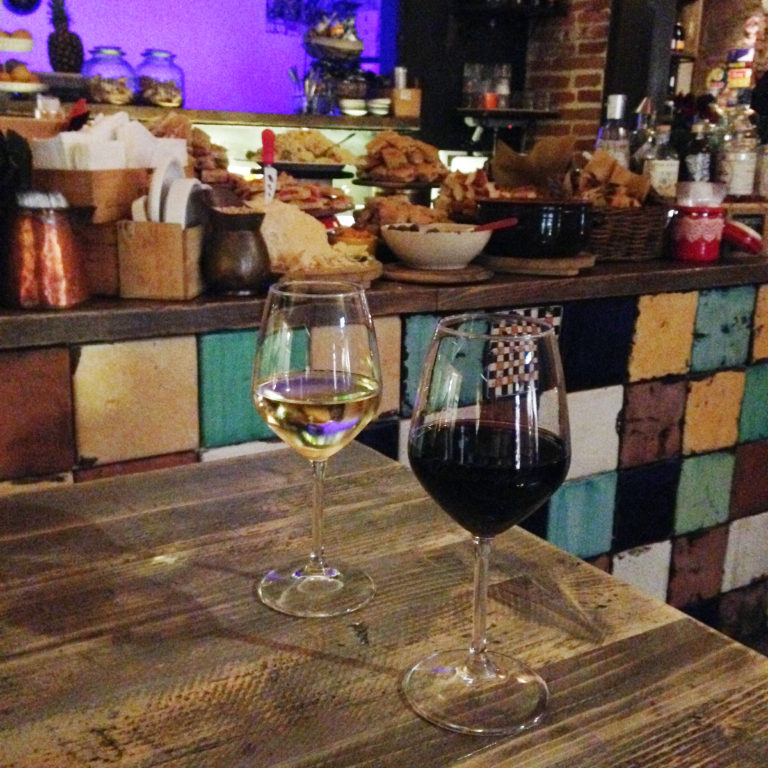 Prato by Ashley Tinker - Le Barrique wine bar