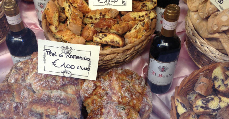 Prato by Ashley Tinker - biscotti e vinsanto