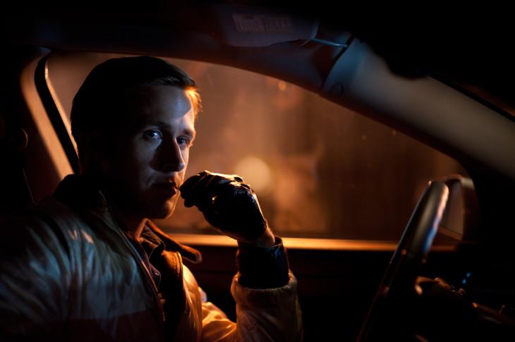 Driver attende i rapinatori all'interno della sua auto durante una delle sue notti di lavoro.