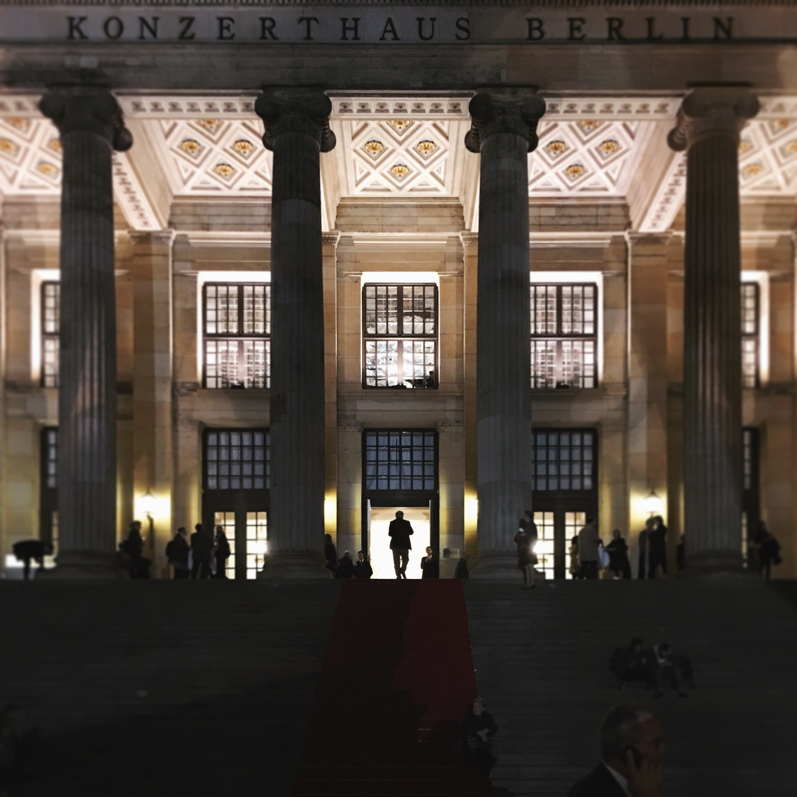 Das Konzerthaus Berlin by Elena Mazzoni Wagner - Sep/Oct 2016