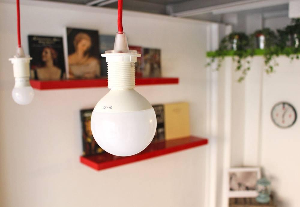 spazio refactory lampadine