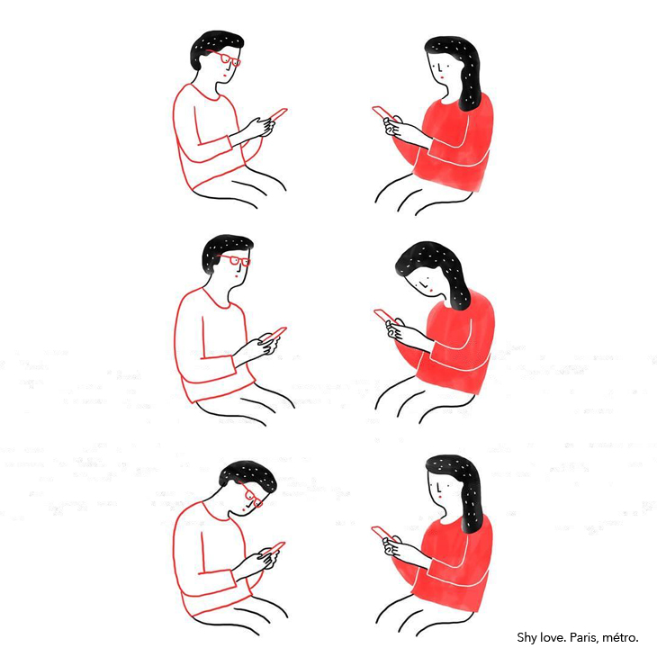 Love by Agathe Sorlet