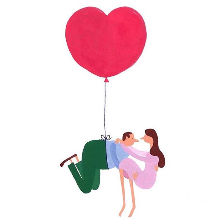 Love by Daniel Frost