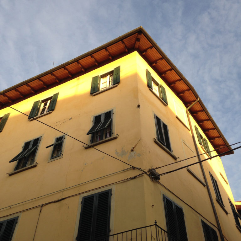 Prato, city centre