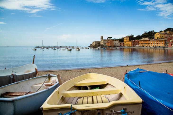Baia del Silenzio - Sestri Levante - Genova - Liguria - Italy - by Rob Dowsley