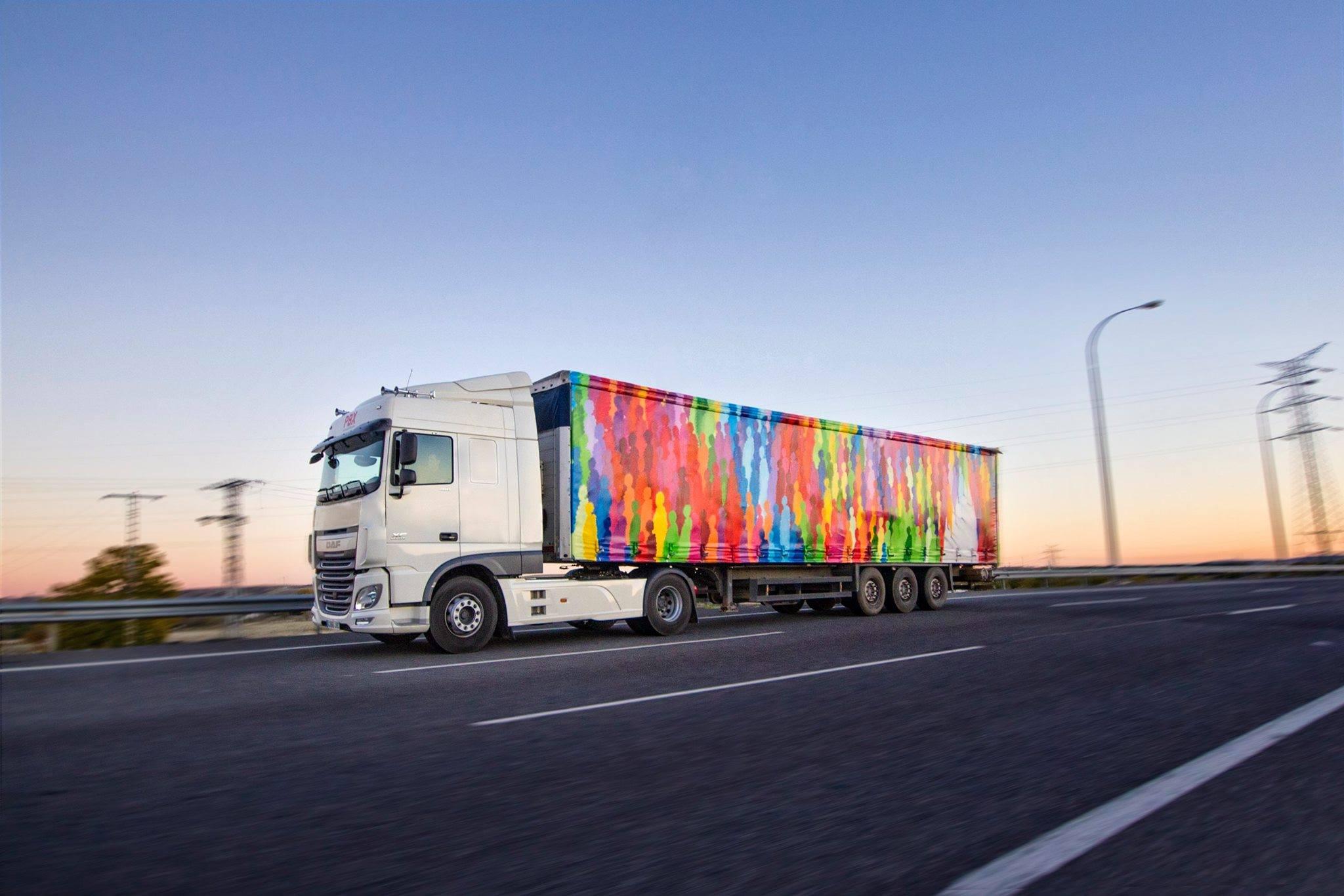 Truck Art Project - 001