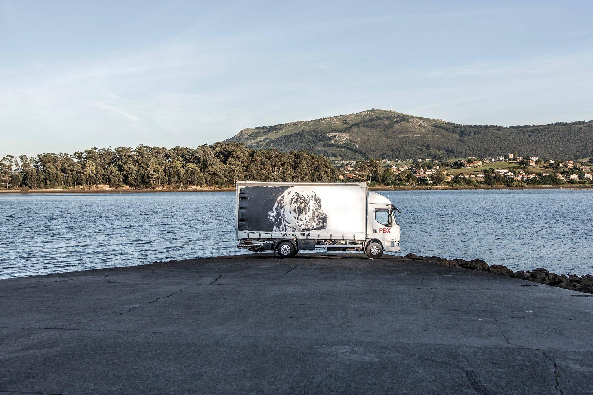 Truck Art Project - 002