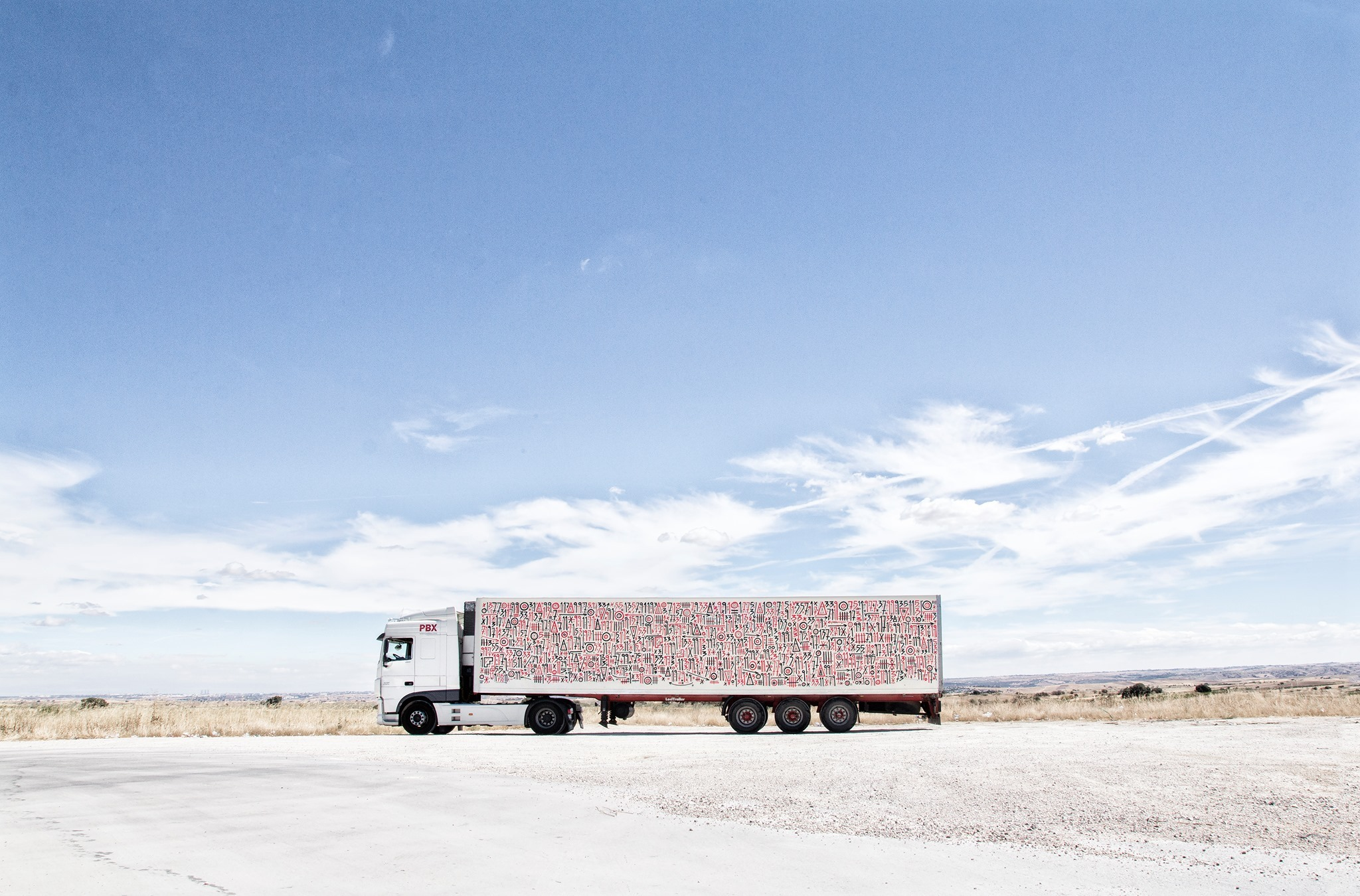 Truck Art Project - 003