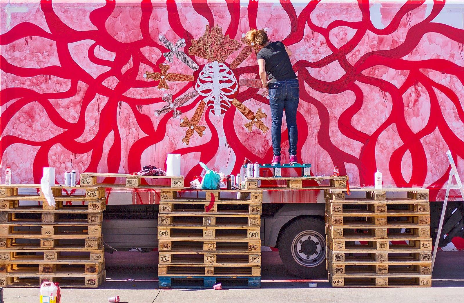 Truck Art Project - 004