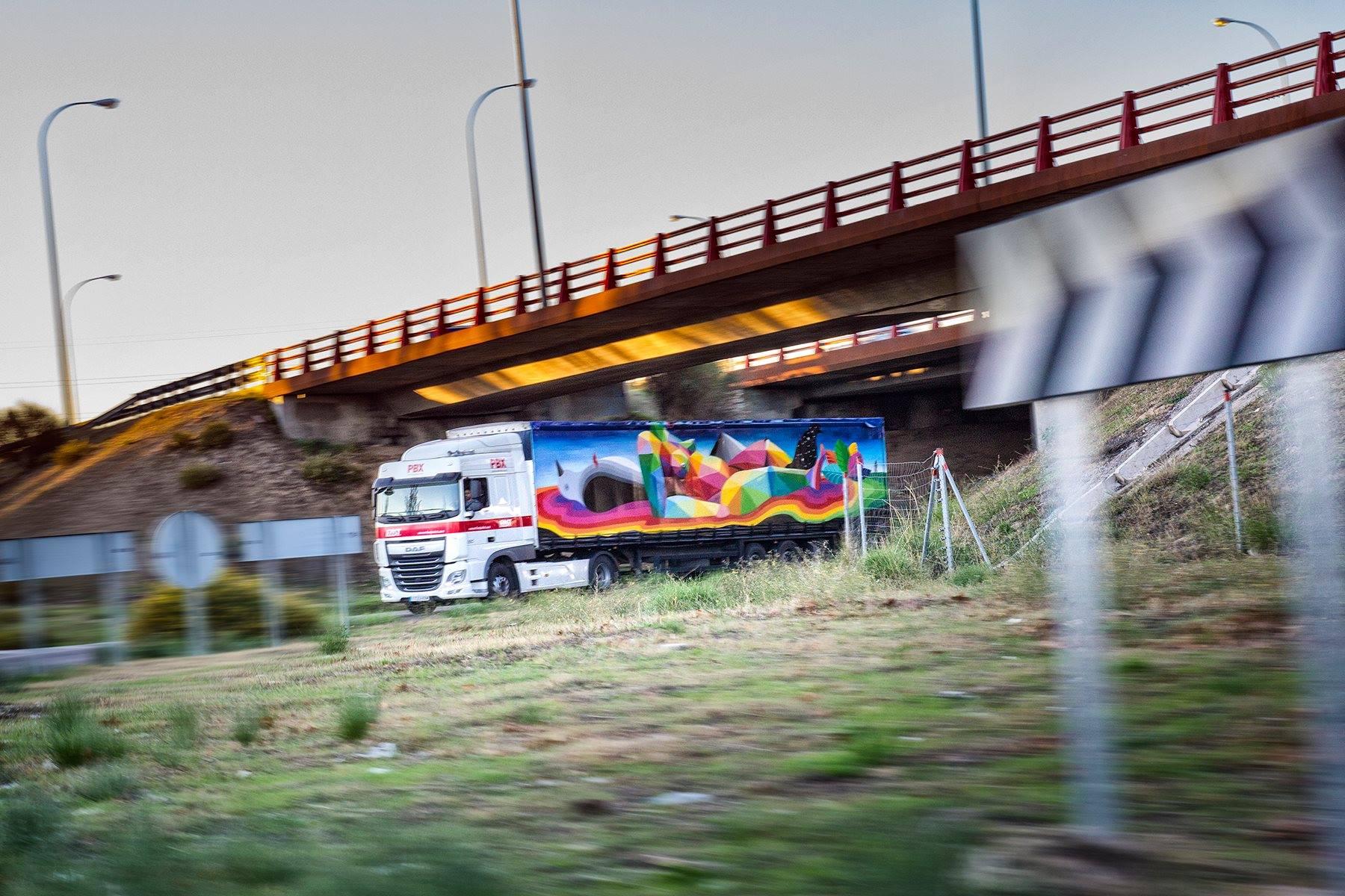 Truck Art Project - 005