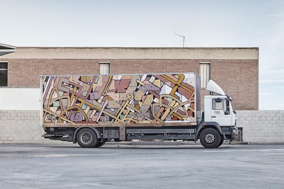 Truck Art Project - 007
