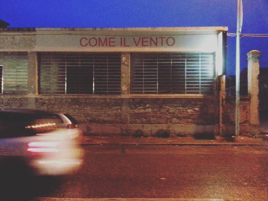 COME IL VENTO - Prato 2016 - by Cristina Soldano