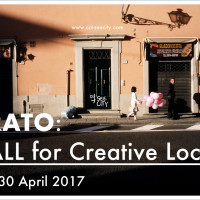 PRATO CALL for Creative Locals 2017