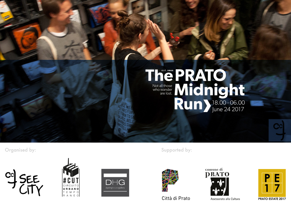 The Prato Midnight Run 2017 by CCT CUT DHG for PE17