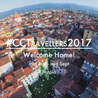 #CCTravellers2017 - Welcome Home - Pistoia - cover web