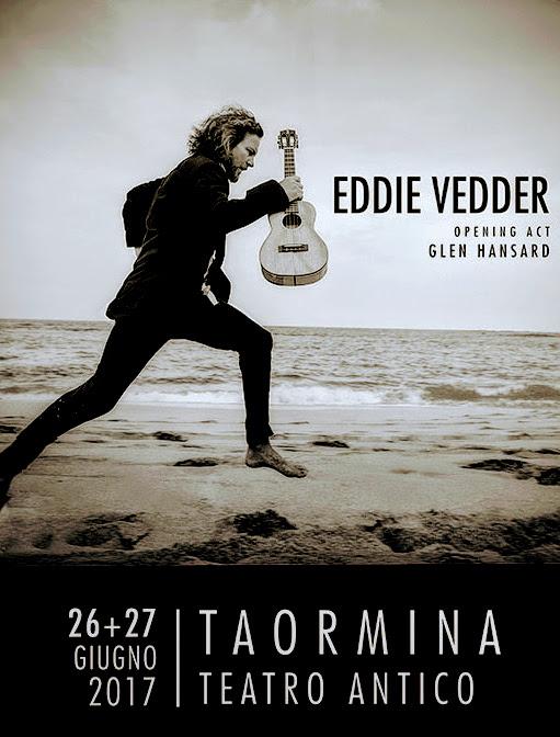 Eddie Vedder - Live @ Taormina - Teatro Antico (June 2017)