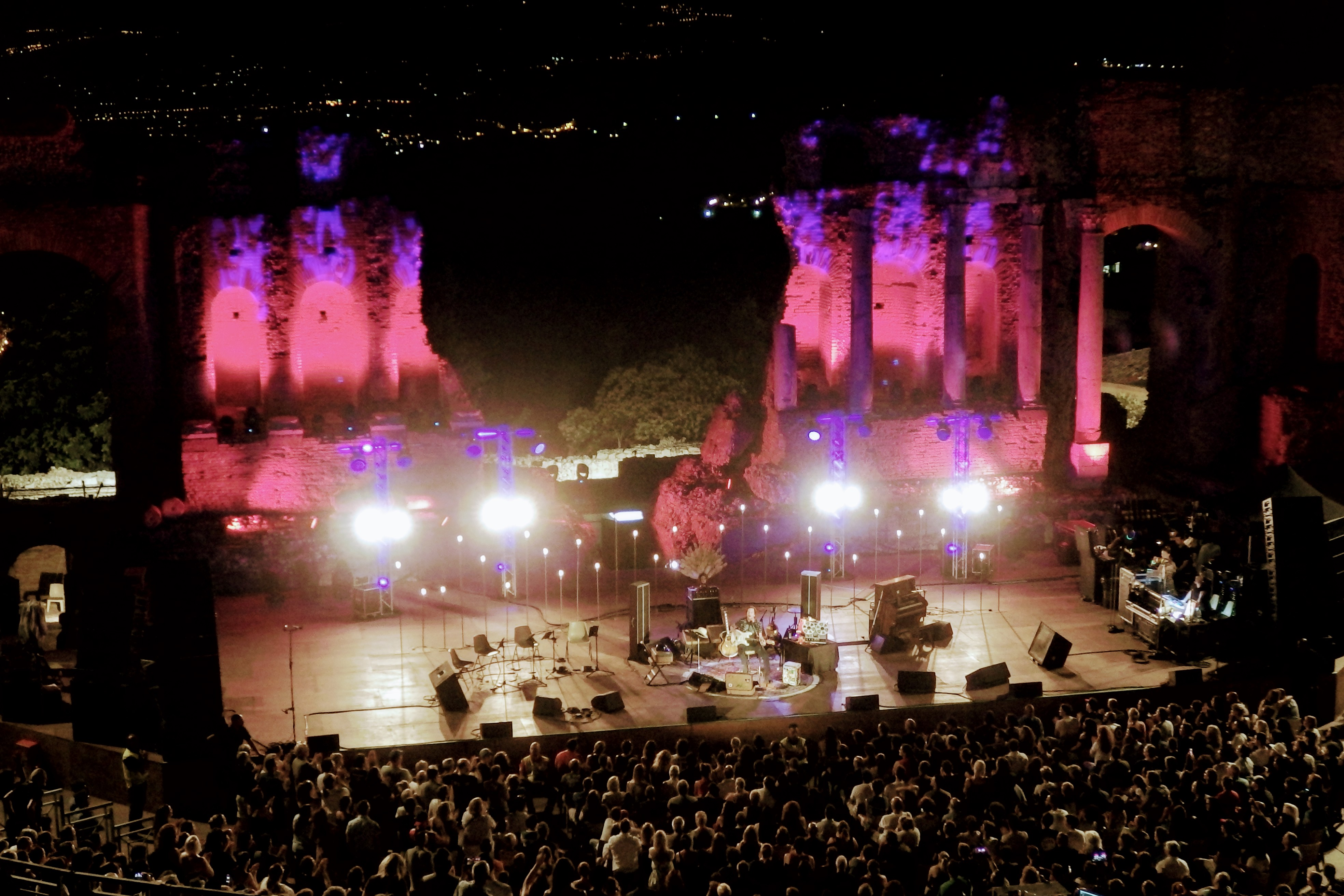 Eddie Vedder - Live@Taormina Teatro Antico (June 2017)