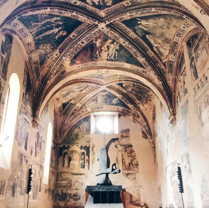 Chiesa del Tau a Pistoia