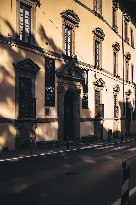 Palazzo (e Museo) Fabroni.