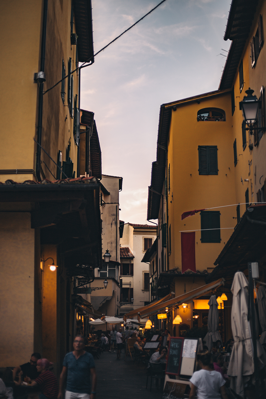 """Tutte le strade di Pistoia portano a """"la Sala""""."""