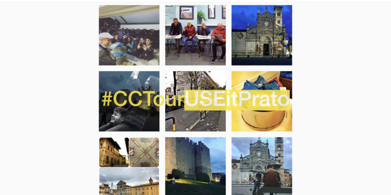 #CCTourUSEitPrato Instagram Workshop 9 Nov 2017 post cover