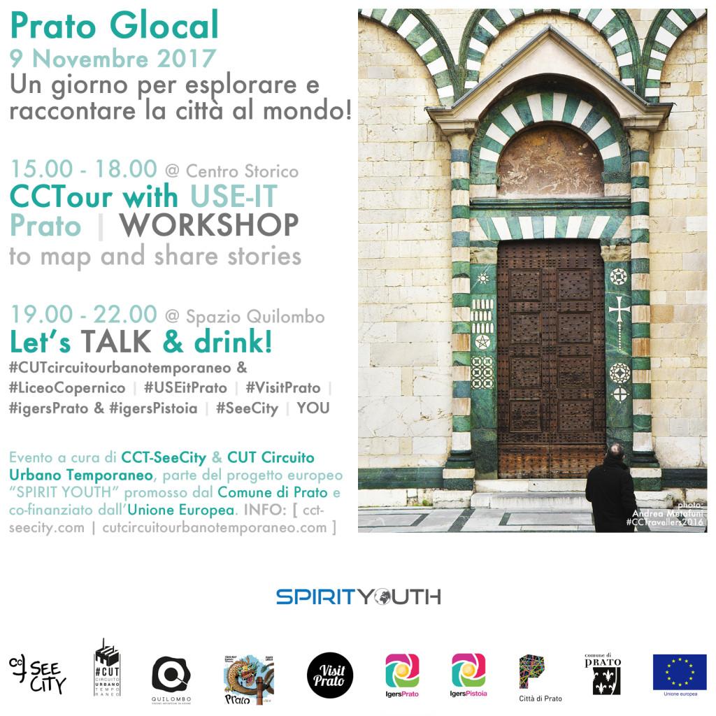 Prato Glocal - 9 Nov 2017