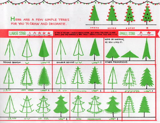 CHRISTMAS DRAWING BOOK (1986) 002