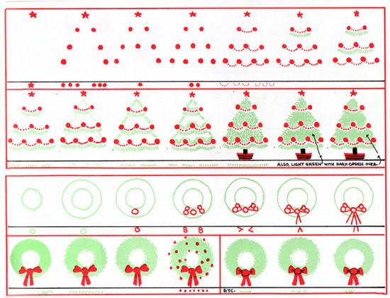 CHRISTMAS DRAWING BOOK (1986) 004