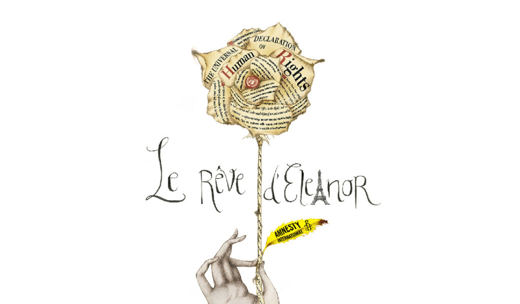 Le Rêve d'Eleanor - Amnesty International