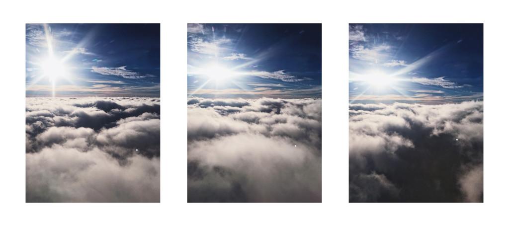 Nuvole trittico 2017 - EMW
