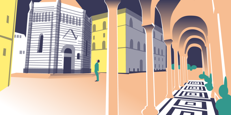 Pistoia 2017 - illustration by Anna Horváth - CCT