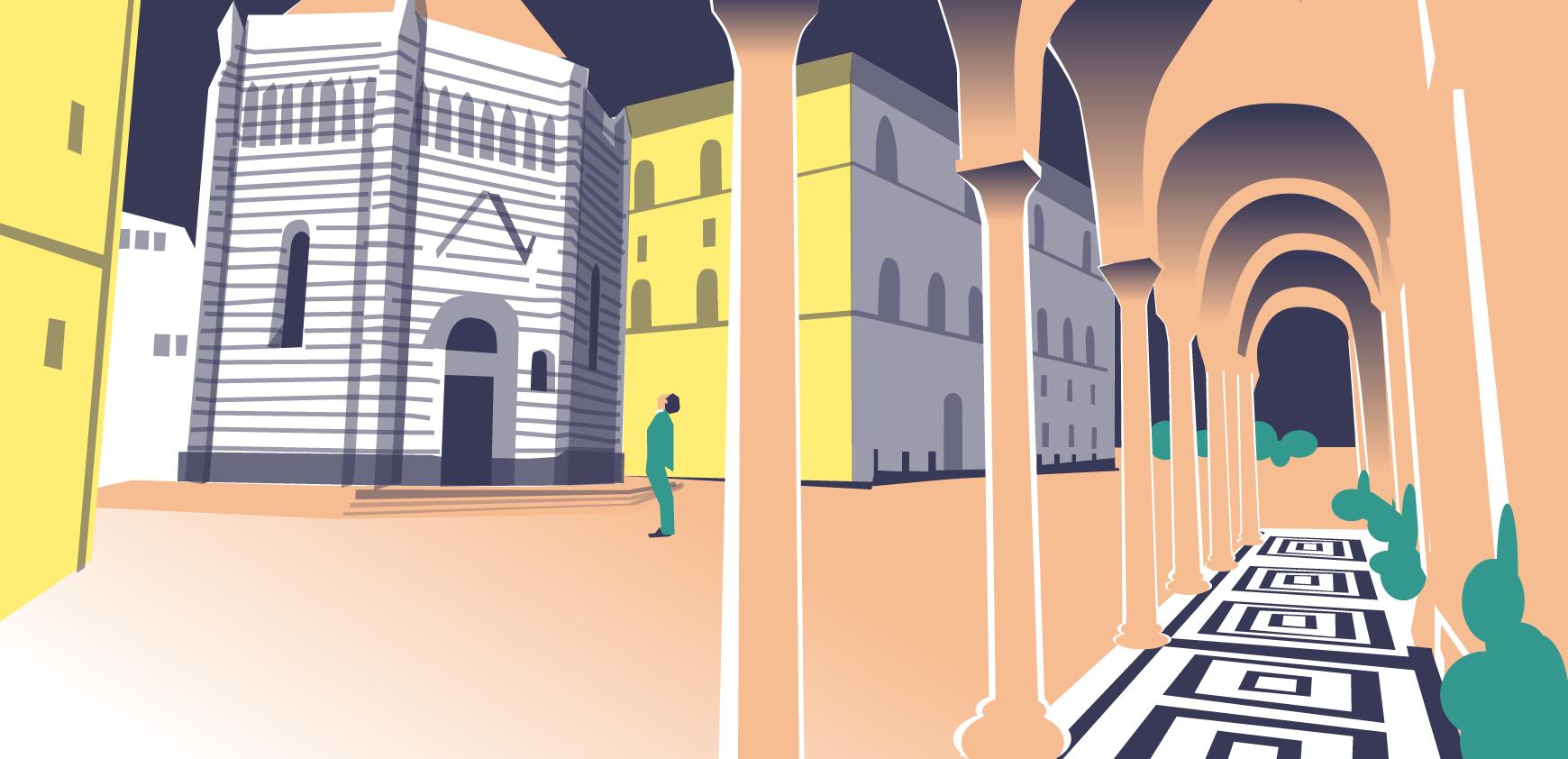 Pistoia 2017 - illustration by Anna Horváth - CCT