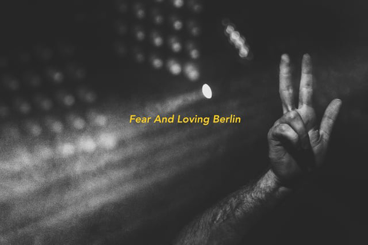 Fear And Loving Berlin by Patrick Pichler