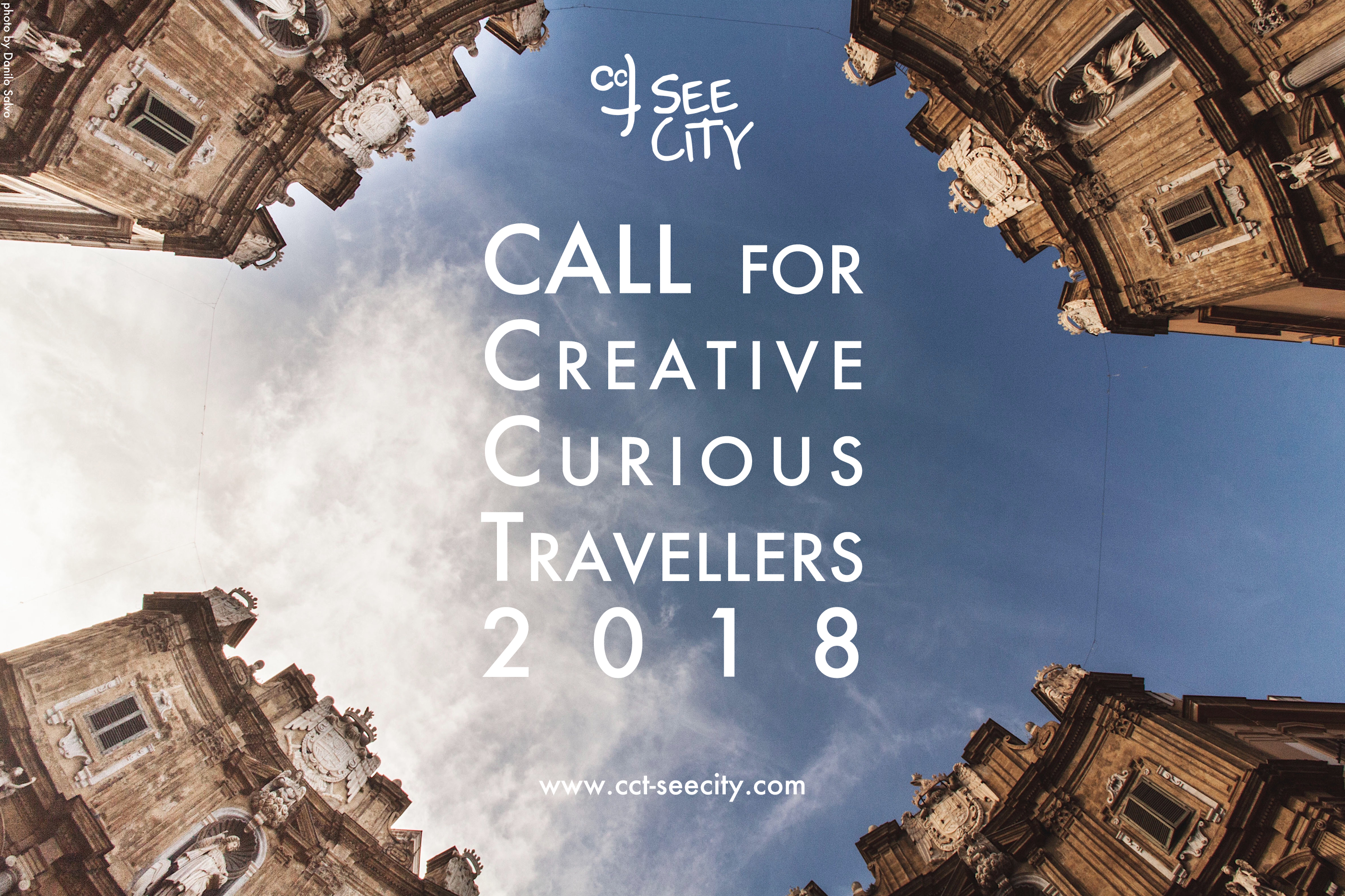 CALL for Creative Curious Travellers 2018 - cover photo