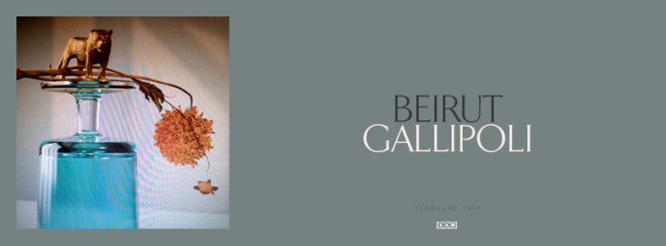 Beirut - Gallipoli album