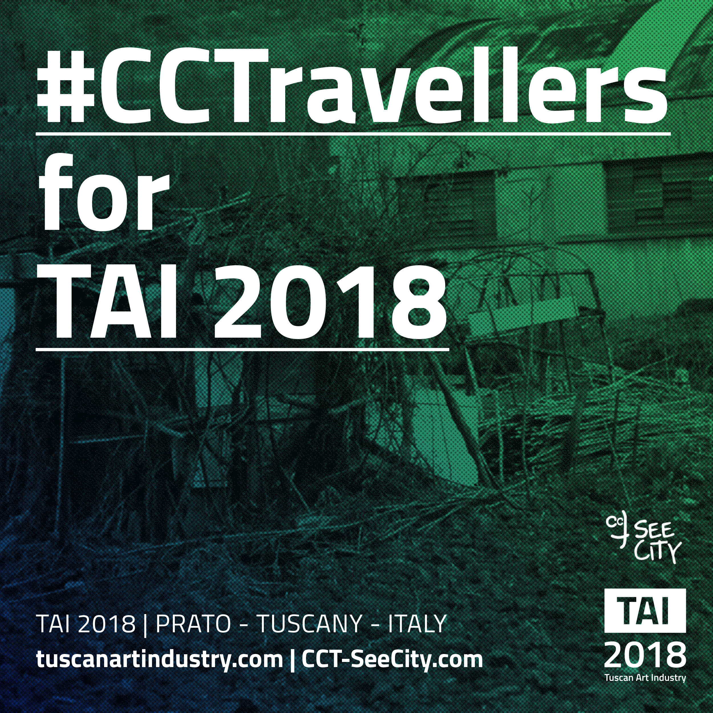 CCTravellers for TAI 2018
