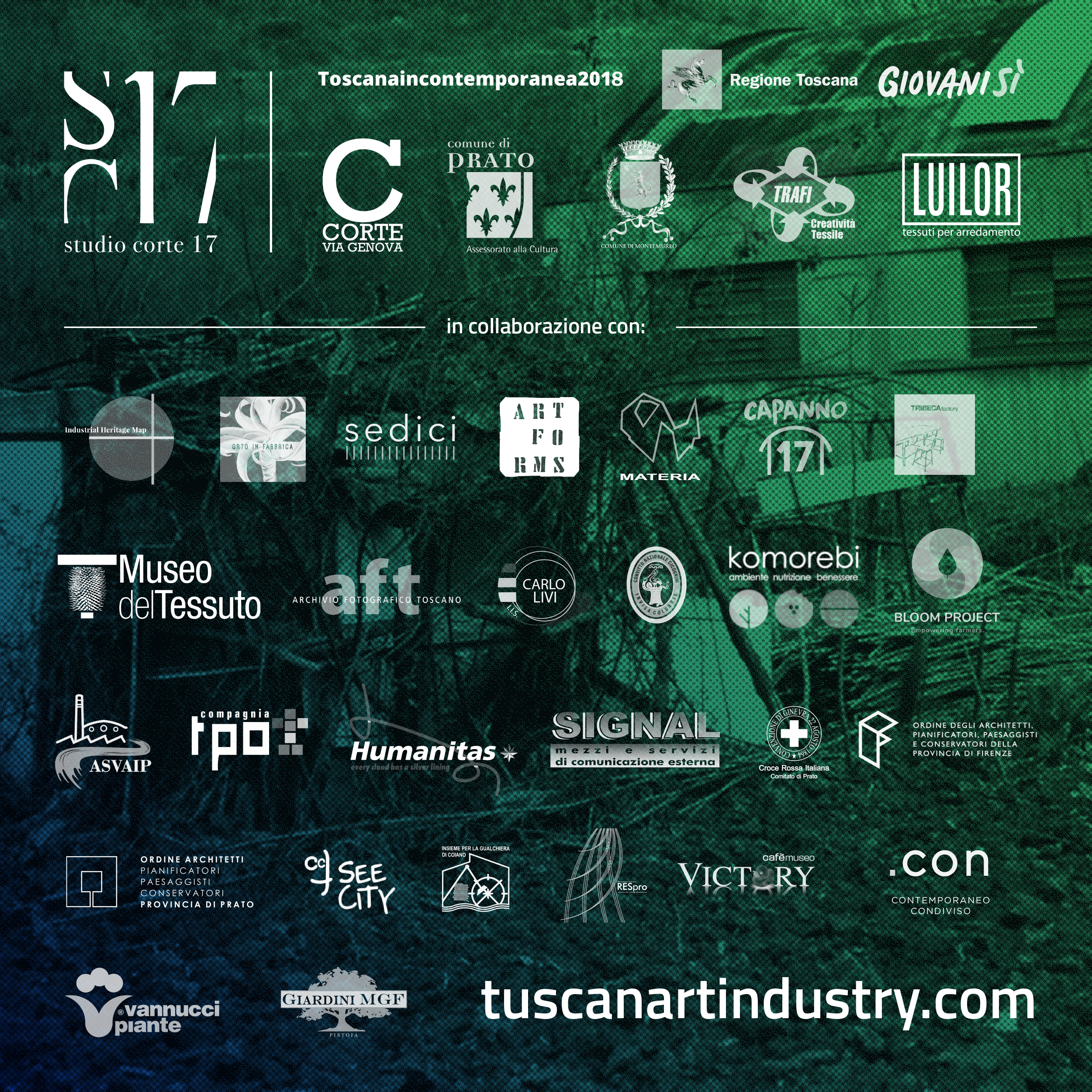 TAI 2018 sponsors and partners