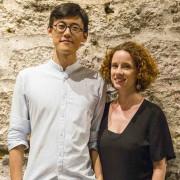 Anna Sofia Pozzato & Chen Yuxi