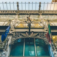 Ex Cinema Teatro Eden - Galleria Vittorio Emanuele - Via degli Orafi 54 - Pistoia Liberty - by Studio EG - Emanuele Giannini - 2017