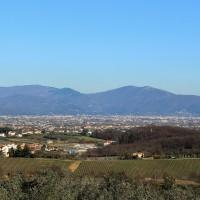 La piana Pistoia-Prato-Firenze