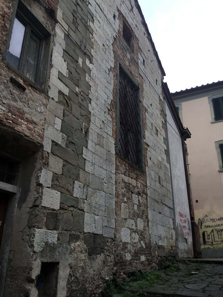 Pistoia - Chiesa di S. Jacopo in Castellare
