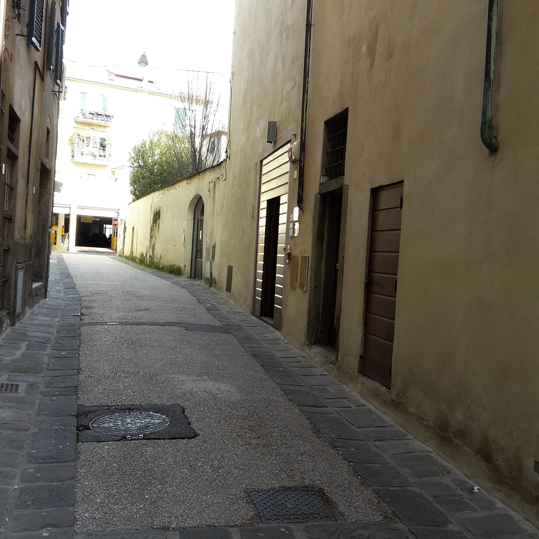 Vicolo Malconsiglio, Pistoia
